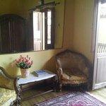 Il salottino privato della camera