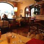 Restaurant Hotel Schrofenstein Foto