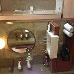 main bathroom family villa
