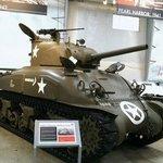 Early Abrams tank