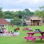 Play farm village at Plum Loco for hours of fun