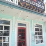 4th of July Ice Cream - Key West, FL