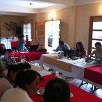 Foto de Hotel Antiguo Roble