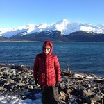 Seward can be a great get away in the winter moments too