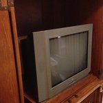 old tube tv's in every room