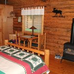 Our cabin, #1