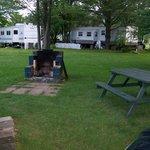 private picnic area