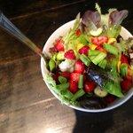delicious seasonal salads!