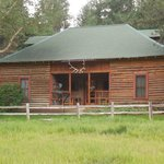 """The Homestead """"Cabin"""" - housed 7 family members!"""