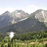 One of many views on Kindersley Pass / Sinclair Creek Loop