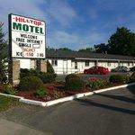 Photo de Hilltop Motel