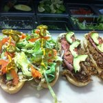Tortugas sandwich