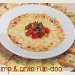 Shrimp & Crab FUN-doo [fondue]