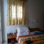 My room, so sunny and lovely