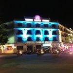 The Saigon Morin by night