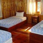 Triple room 3 single beds (room 6)