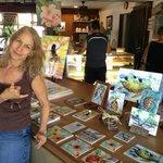 Melissa Ozaki & her art