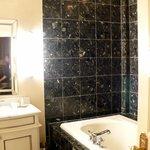 Spacious Master Bedroom Bath ~ Governor's Suite