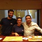 Mis amigos Italianos....