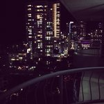 bright lights of broadbeach from our room