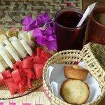 La Posada Azul Breakfast