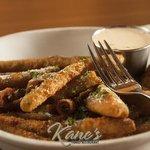 Kane's Tempura Green Beans