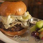 Kane's Fondue Burger