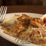 Kane's Seafood Crépe