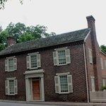 Andrew Johnson's home