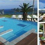 야외수영장 사진 모음