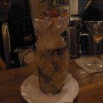 Frozen Berries Cocktail