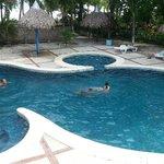 Piscina Hotel Brisas del Pacifico