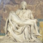 Michelangelo's Pieta in St Paul's