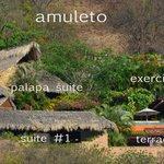 Amuleto Site Map