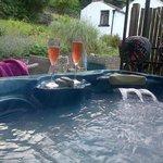 Hot tub anyone?