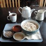 my porridge! YUM :)