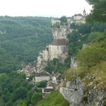 Rocamadour from L'Hospitalet