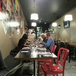 Dinner at Atomica West End