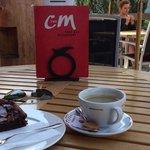 Schokolade-Torte / Kaffee