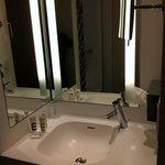 Salle de bain type mercure