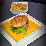 Welsh burger XXXL