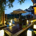 Photo de Le Restaurant (Inside Shenanbei Hotel)