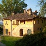 """Casa """"Comignoli"""", un tempo antico frantoio a pietra di olive, nel 1600"""
