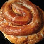 Best cinnamon rolls on the island!