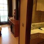 Hotelkamer 5e verdieping