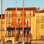 Hotel Sube Port de Saint Tropez