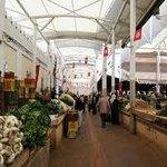le marché des fruits et des légumes