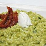 Risotto Zucchine & Mascarpone