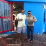 Manta Divers - with Humberto (Dive instructor)