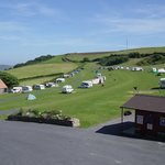 Higher Rew Caravan and Camping Park
